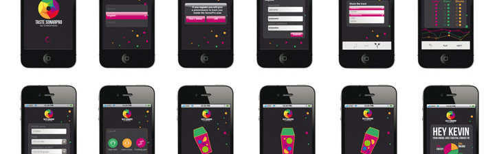 Interactive Apps Design