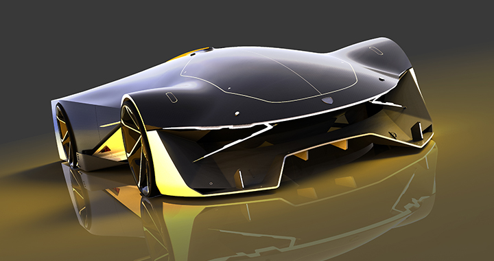 Lamborghini Suggested They Design A Vehicle That Would Imply True Revolution For The Automotive Sector And Above All Future Users While At Same