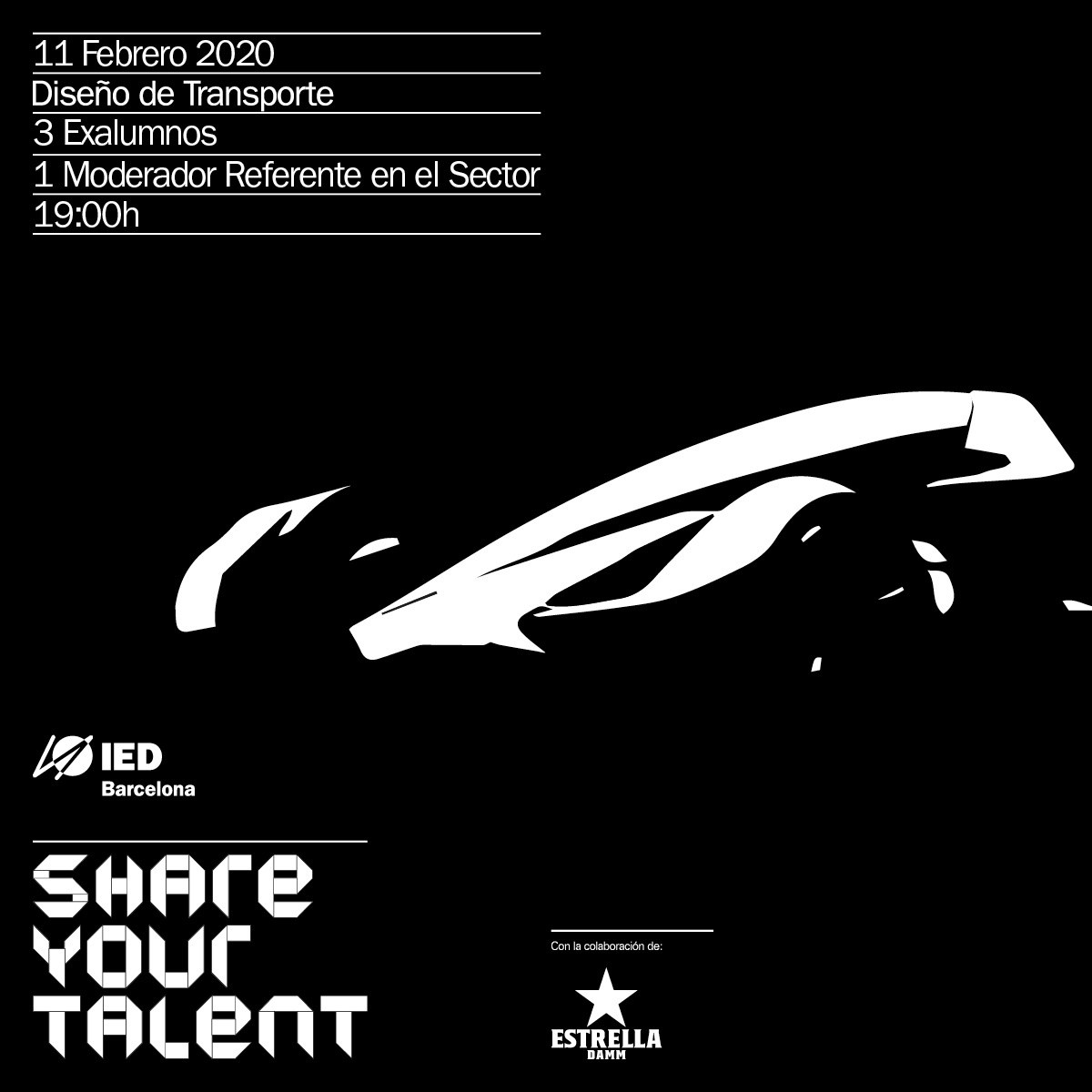 Share your talent – Movilidad
