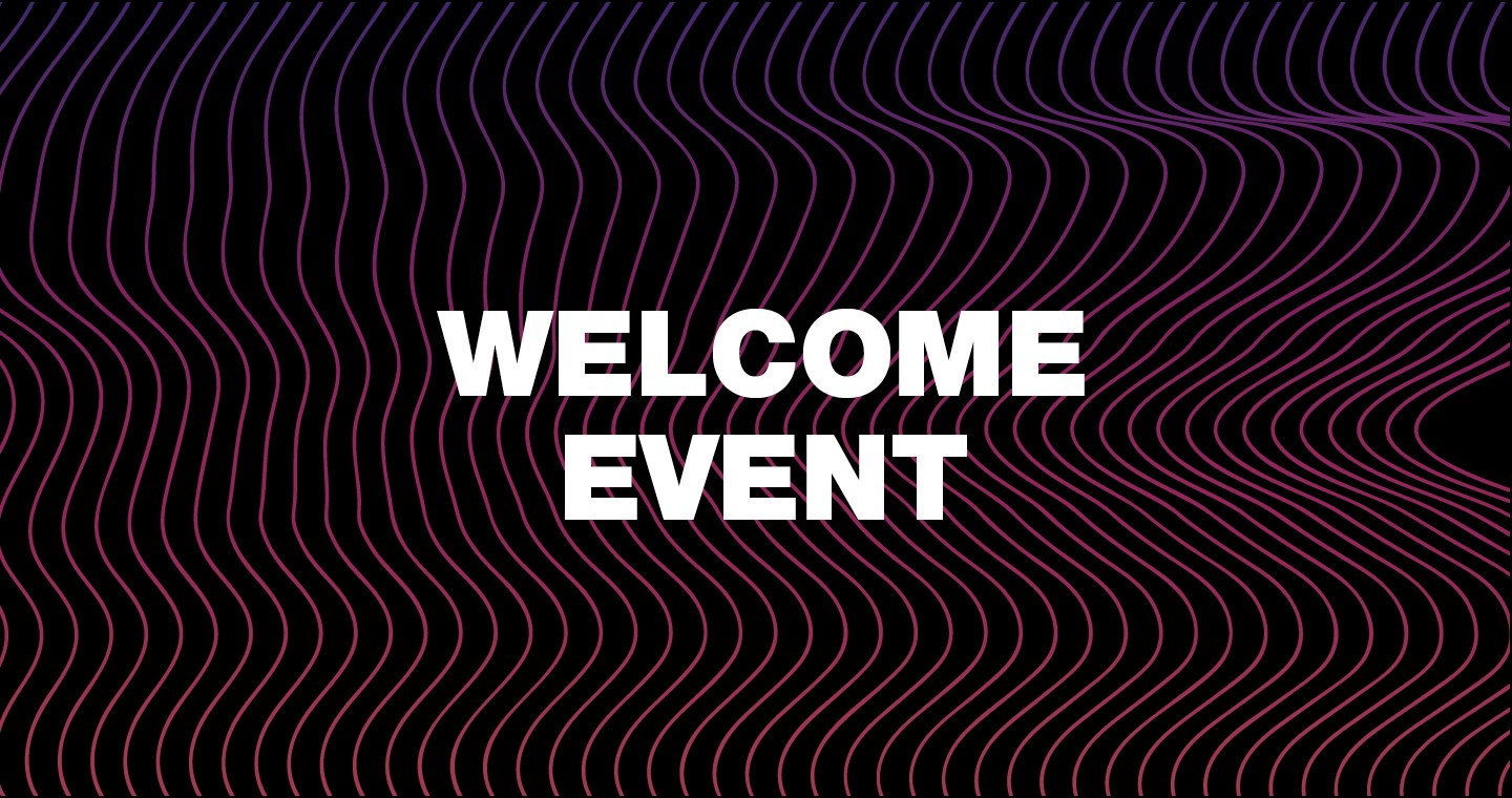 Welcome Event Master