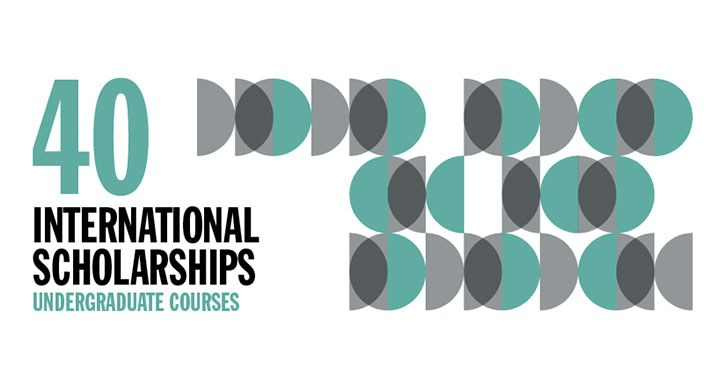 International Scholarship competition for Undergraduate Course